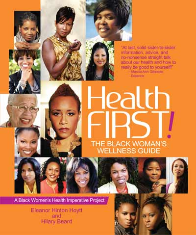 Health First book cover