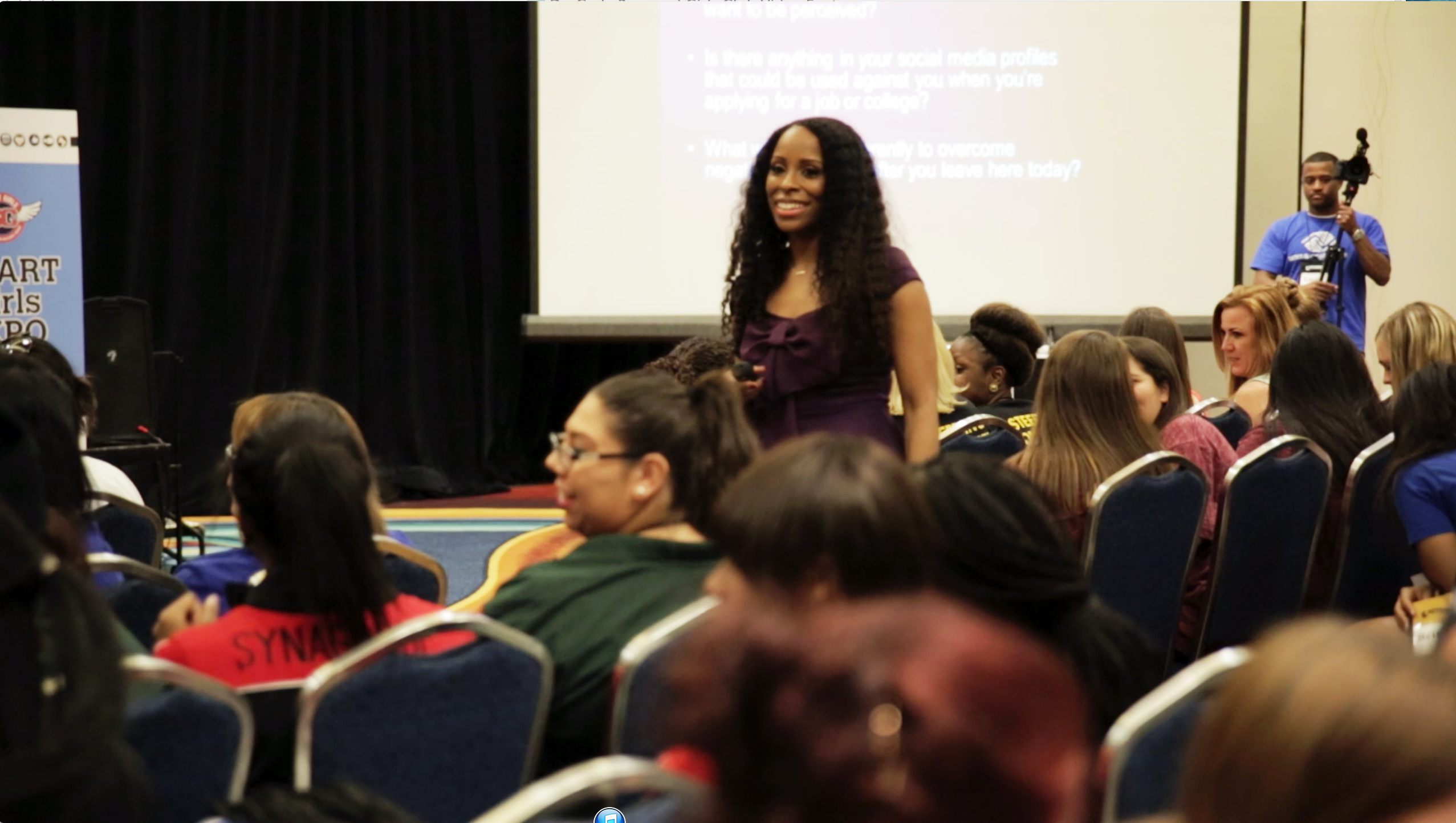 speaking events dr carla stokes youth motivational speaker the presentation can be customized to focus on a specific topic or issue that is most relevant for your students